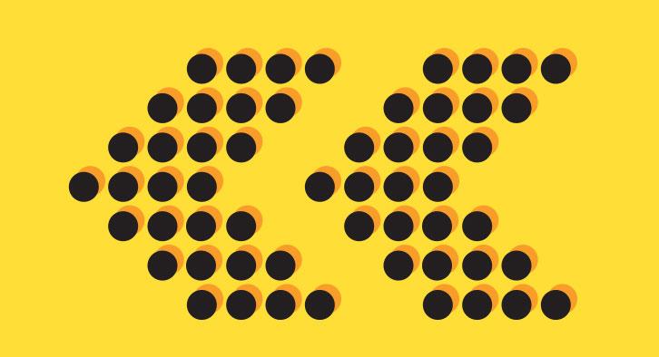 Pfeile Symbol